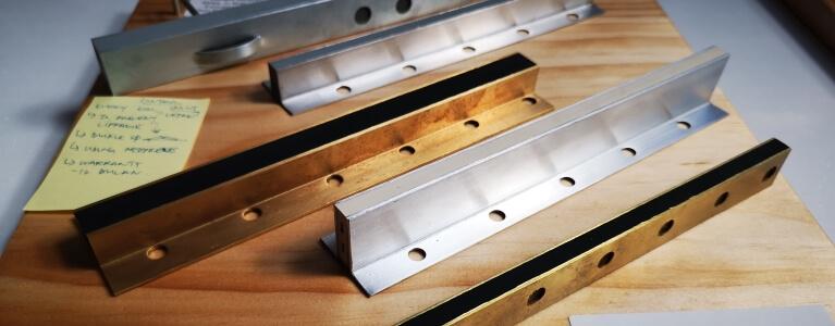 Neoprene-X-Pansion Loc & Tile Strips